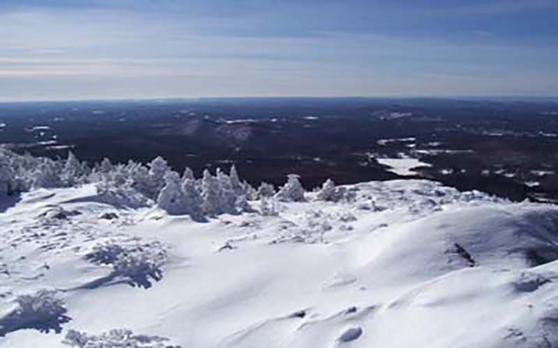 Photo From Marlboro Trail In Winter