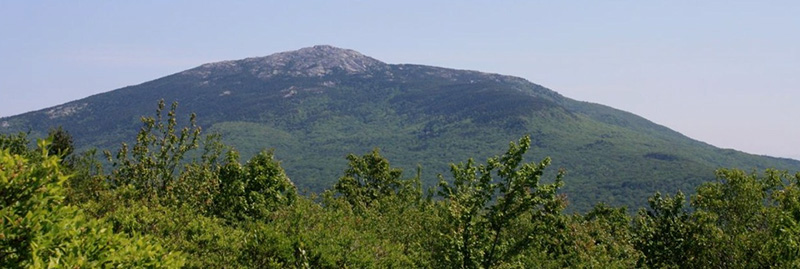 Mt. Monadnock. Photo by C. Degutis