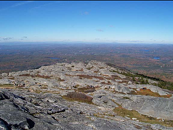 Monadnock Mountain. Photo by Frederick Pitcher