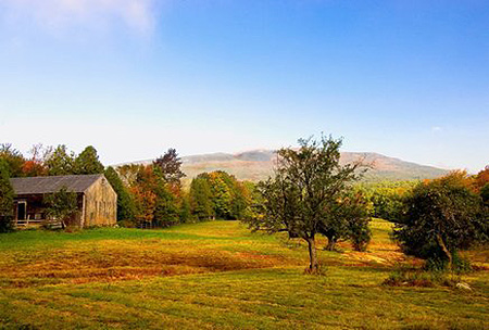 Monadnock Pastoral. Photo by Gordon Ripley / www.gordon-ripley.artistwebsites.com