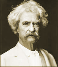 Samuel Clemens, May 31, 1906