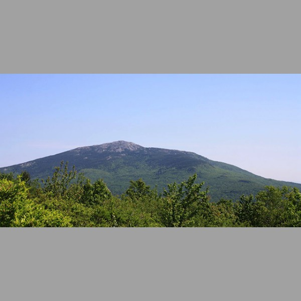 Monadnock From Gap Mountain