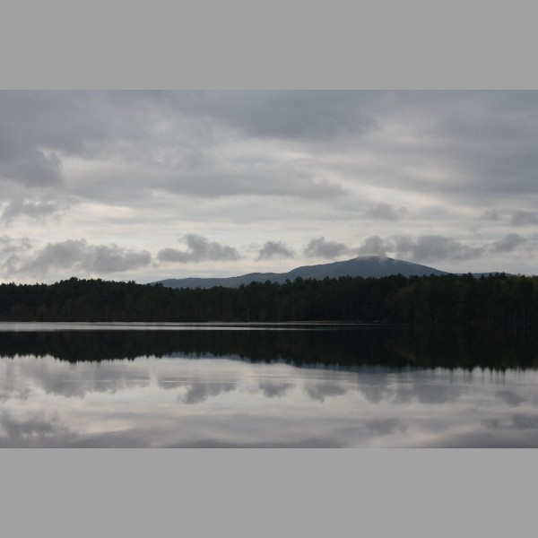 Pack Monadnock From Otter Lake