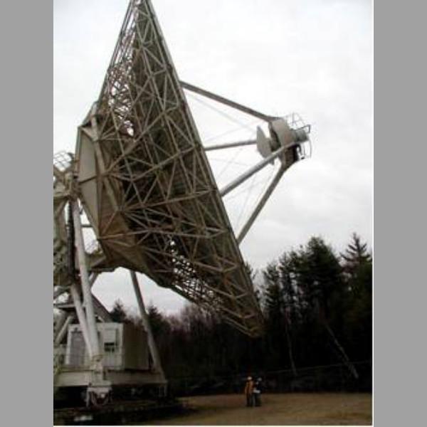 Hancock Radio Telescope