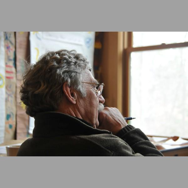 Denny Caldwell Ponders Language