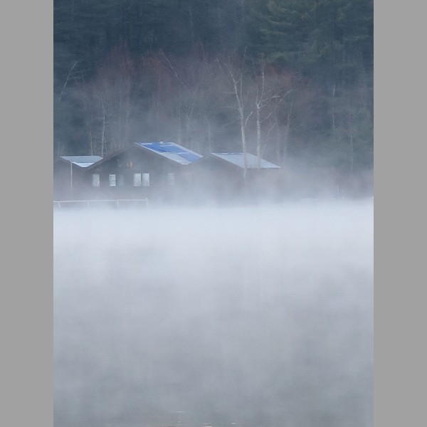 2015 Retreat: morning mist