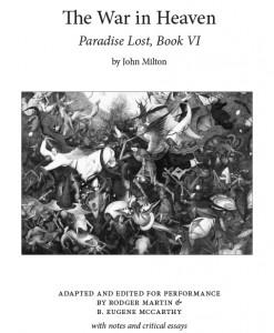 Paradise Lost Book VI