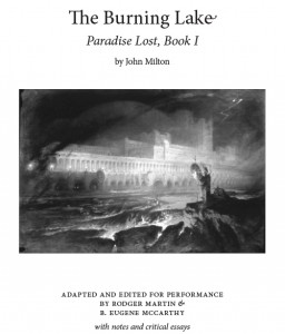 Paradise Lost Book I