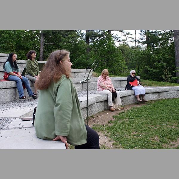 Amphitheater Audience
