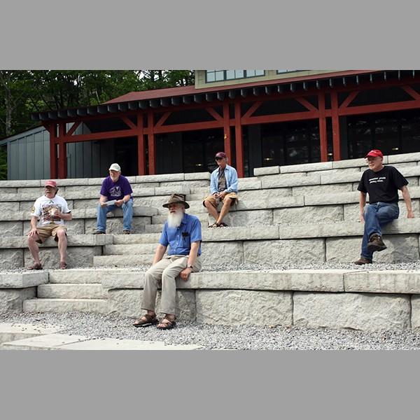 Amphitheater Audience 2