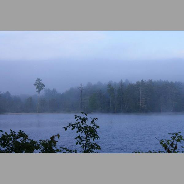 Early Morning Mist Otter Lake