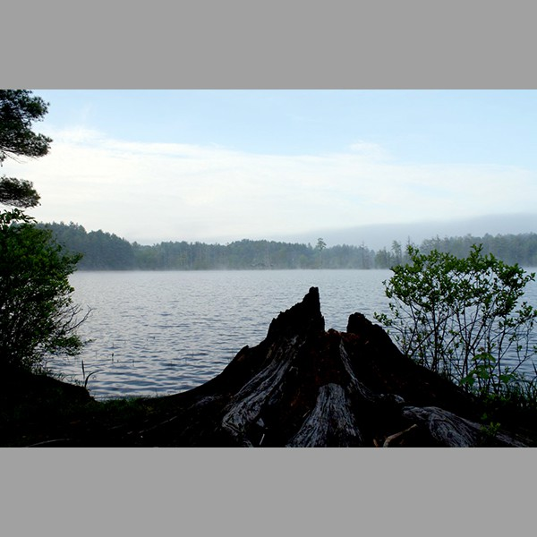 Early Morning Otter Lake
