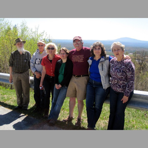 Poets On Crotched Mountain