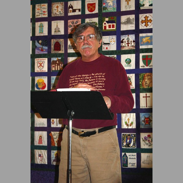 Rodger Announces Readings