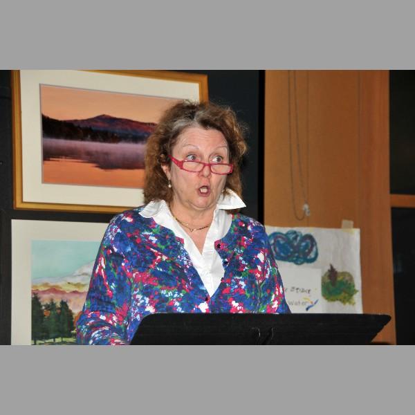 Deborah Sampson Reading