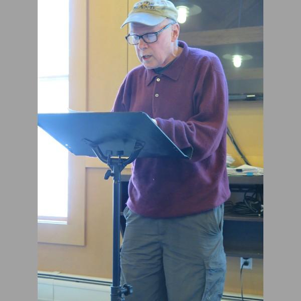 2015 Retreat: Robert's reading