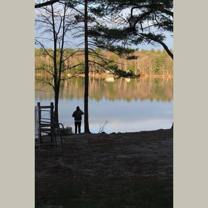 RETREAT 2016: Contemplation at Otter Lake